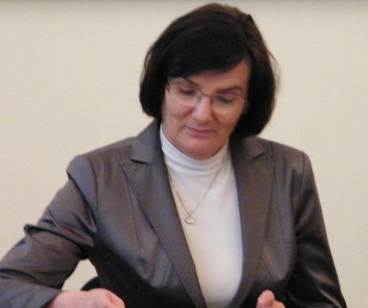 Prof. ucz. dr hab. Janina Buczkowska