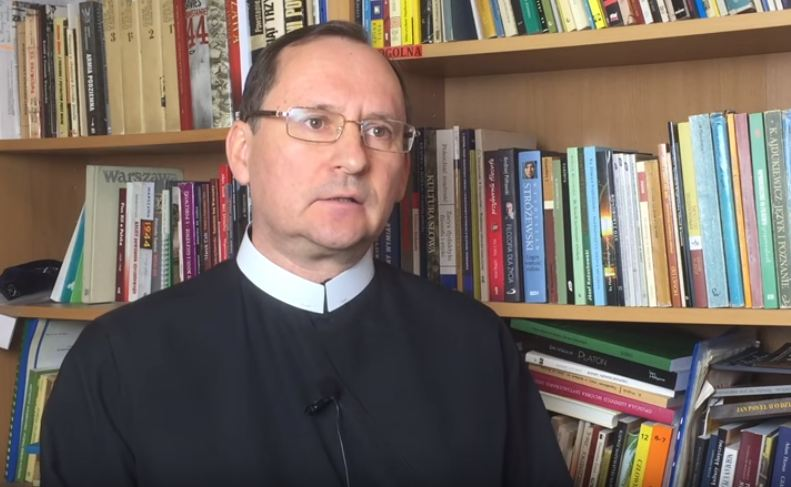 Prof. ucz. dr hab. Paweł Mazanka